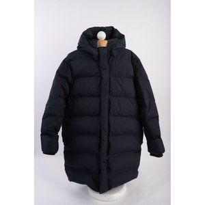 Zara Kids Boy Long Down Puffer Coat Sz 13-14 164Cm